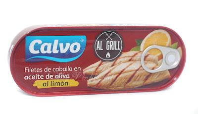 Calvo Caballa al Grill