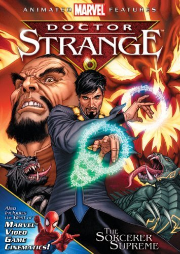 Poster Of Doctor Strange 2007 720p Hindi BRRip Full Movie Download