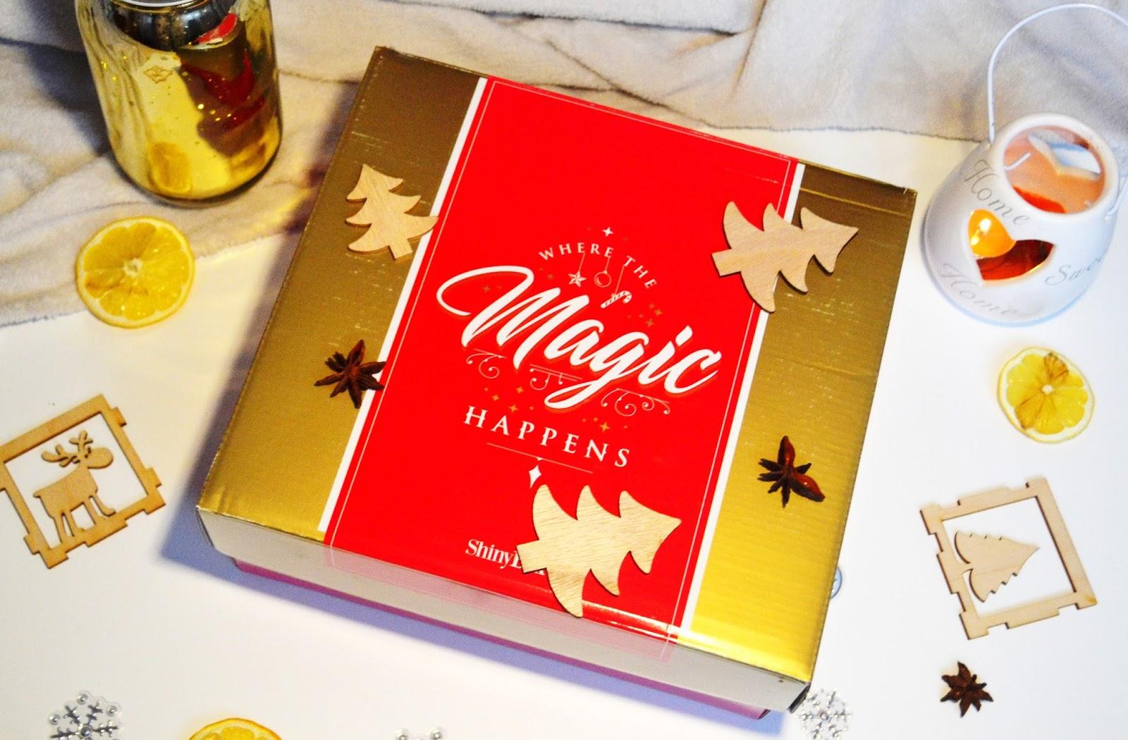 Świąteczna edycja Shinybox WHERE THE MAGIC HAPPENS XXL