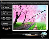 برنامج الاطارات للصور Frame Photo Editor tyres