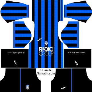 Kit DLS Atalanta BC 2020