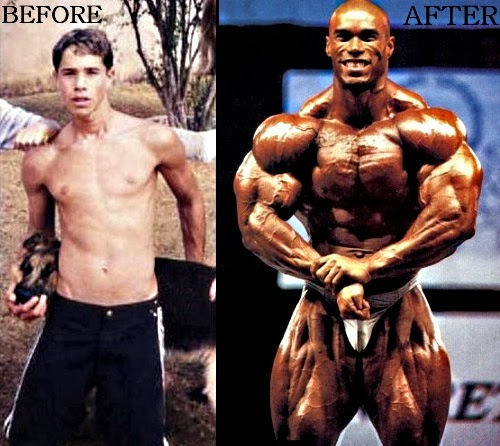 Bodybuilders Before And After Steroids |IronGangsta - The