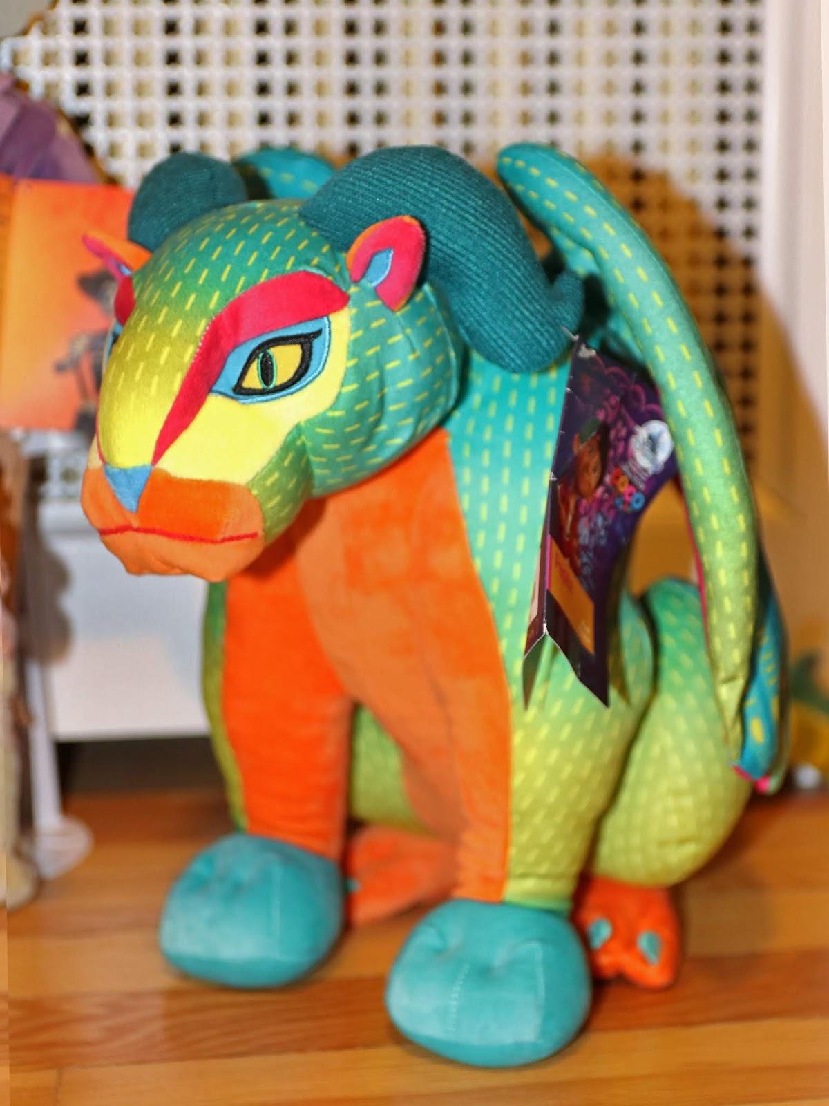 disney store coco plush toys pepita