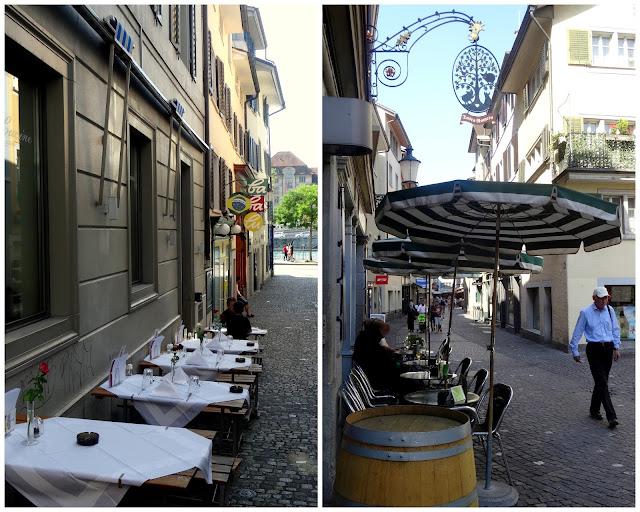 Niederdorf Zurich Old Town