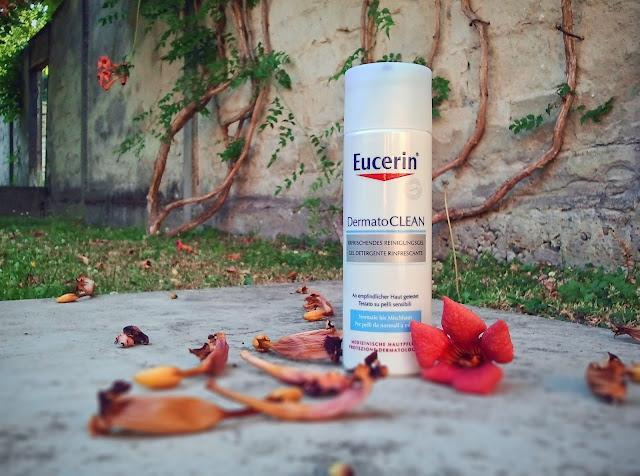 Eucerin Dermatoclean cleansing gel, gel za umivanje, review recenzija