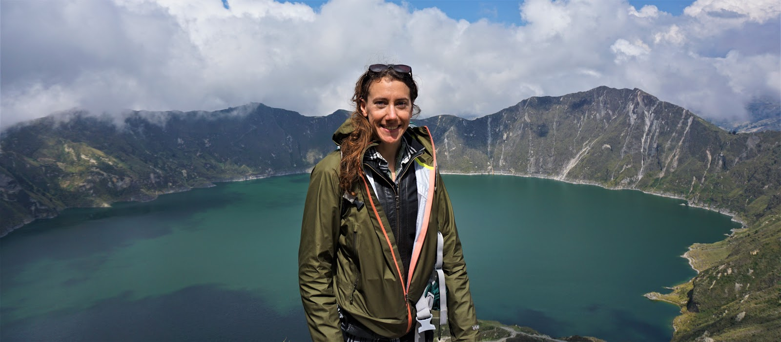 Circuito Quilotoa : The mountain lioness riding the quilotoa loop