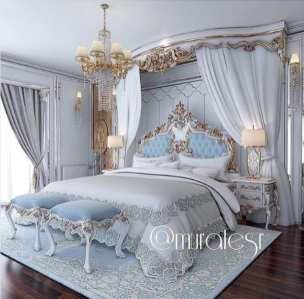 101 planos de casas: 10 diseños de dormitorio elegantes en estilo ...