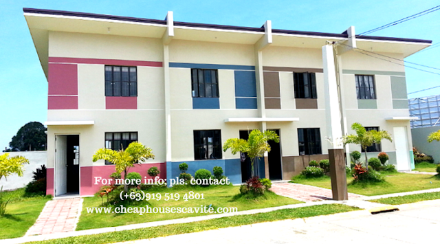 Istana Maya Pag Ibig Cheap Houses For Sale Tanza Cavite