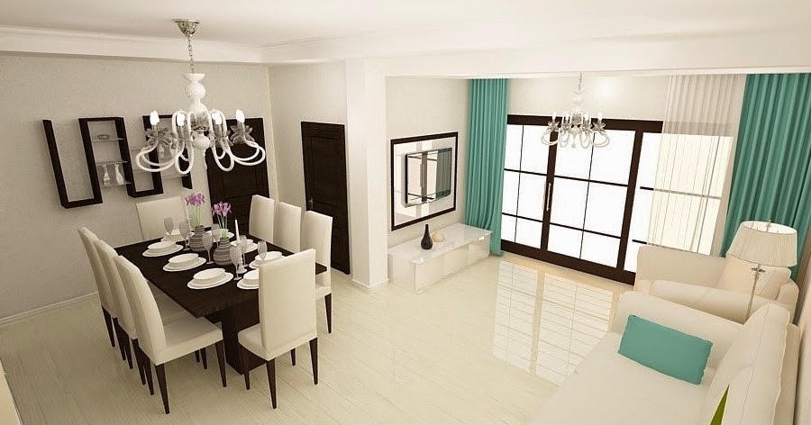Design interior living casa in constanta amenajari for Proiect casa 2 camere living baie si bucatarie
