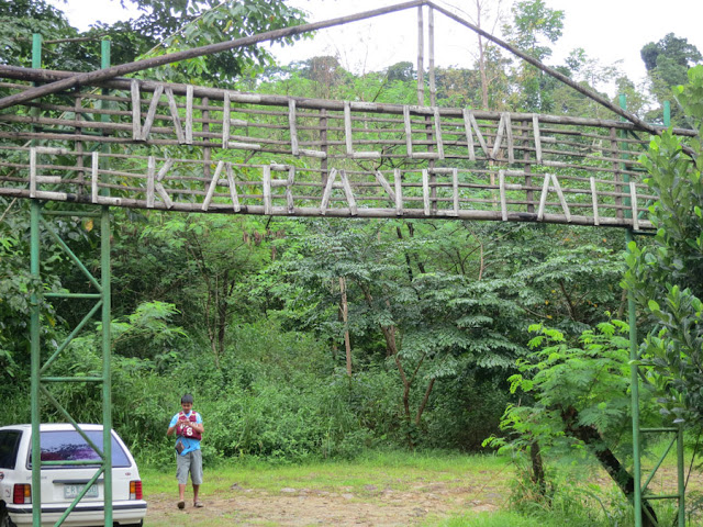 How to get to El Kabayo Falls