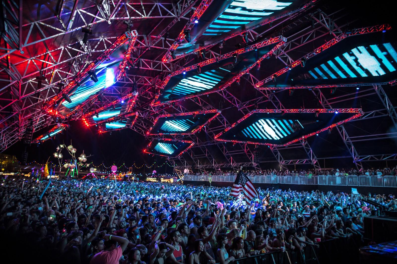 Electric Daisy Carnival: Las Vegas