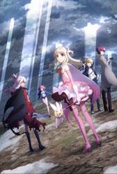 Fate/kaleid liner PrismaIllya 3rei!!