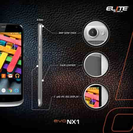 Elite EVO NX1 Smartphone