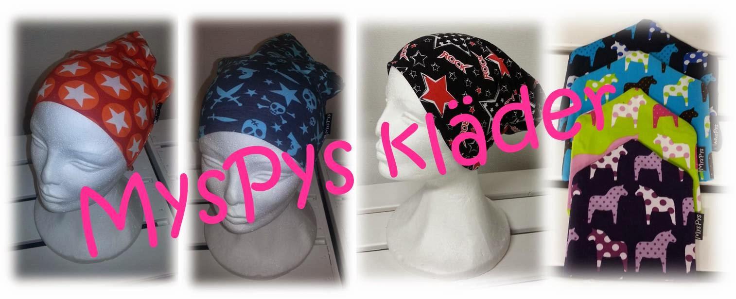 MysPys härliga kläder till härliga barn!