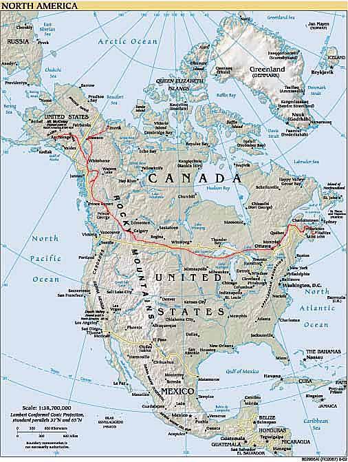 Karta Pa Kanada.Karta Over Kanada Region Karta Over Sverige Geografisk Fysisk