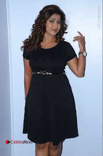 Tollywood Actress Geethanjali Thasya Latest Pos in Black Short Dress at Nanna Nenu Na Boyfriends Audio Launch  0010.JPG