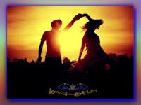 Miłość to taniec Życia z Życiem