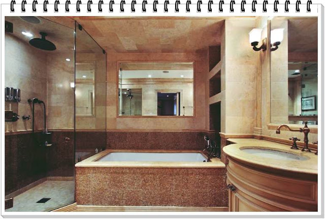 interioare baie de lux vedete david bowie