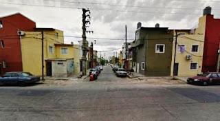 Ocurrió en la localidad bonaerense de San Isidro dentro de la Villa Uruguay. El joven tenía problemas con las drogas. La novia quedó internada. Según se pudo conocer, amenazaba a los vecinos a los tiros.