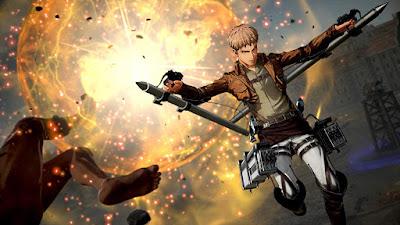 Attack On Titan 2 Final Battle Game Screenshot 10