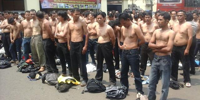 "Polisi Minta Warga Waspadai Kelompok Penjahat Sadis Berjuluk ""Badboy"""