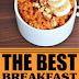 """The Best Breakfast Sweet Potat-""""Oats"""" (Whole30 & Paleo)"""