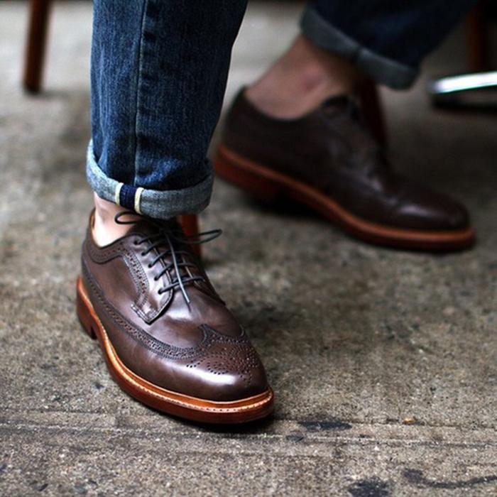 scarpe da uomo oxford