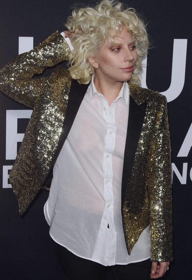 ¿Ella es Lady Gaga?