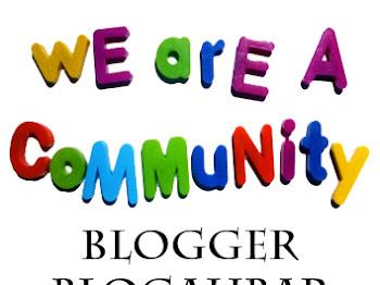 Segmen Communities Blogger : Berkongsi Pelbagai Ilmu Menarik