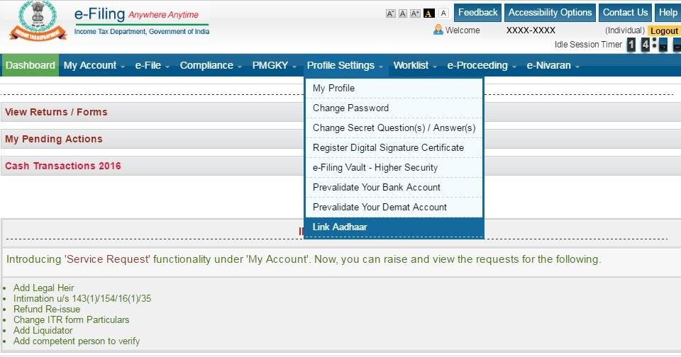 Does Nris Need To Link Their Pan Card With Aadhaar Card