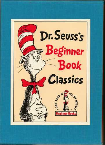 The Bookish Elf Dr Seuss The Cat Behind The Hat The