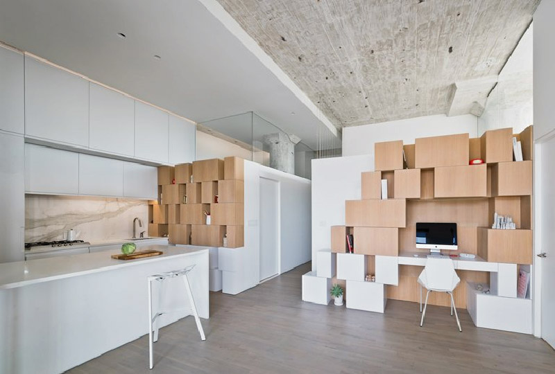 Dividere gli spazi interni senza muri blog di for Progettare gli interni di casa