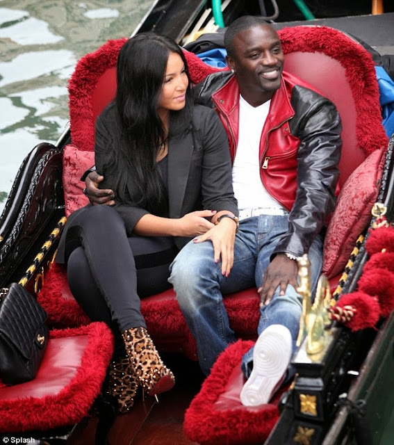 """Men are built toHave S*X with more than one woman..""-Akon"