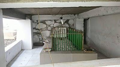 Makam Penulis Kittab Safinah Berada di Daerah Tanah Abang Jakarta