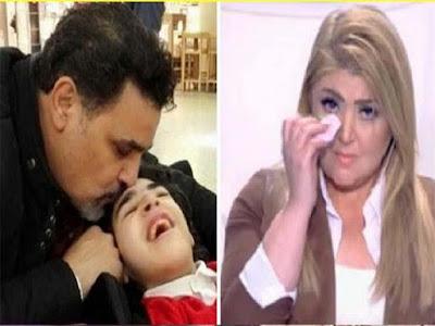بعد نقله للمستشفى.. مها أحمد تكشف تطورات الحالة الصحية لنجلها