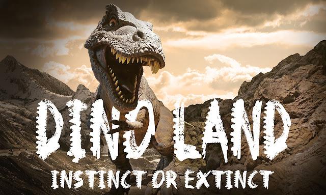 Dino Land The Panic Room Kent Gravesend