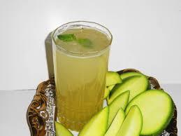 green mangoes nutrition in urdu