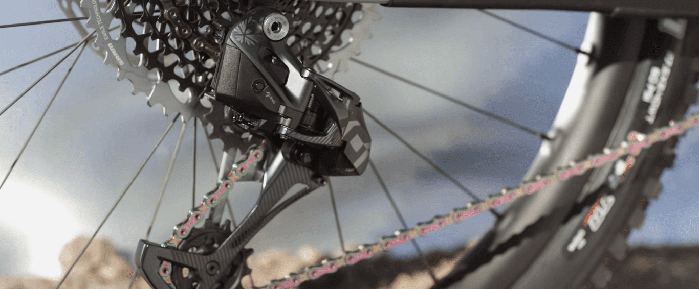 SRAM Launches Brand New 12-Speed Groupset With Red eTap AXS