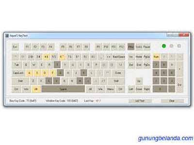Download Keyboard Test portable full Test - free 2017
