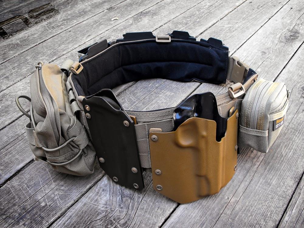O Dell Studios Craft Amp Design Ats War Belt Update Kydex