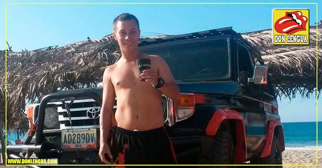 Joven comerciante asesinado de 19 puñaladas en Caricuao