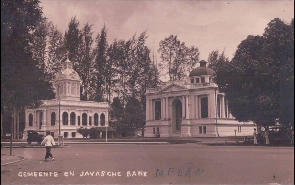 kantor De Javasche Bank di Medan