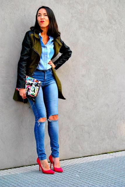 mislooks, outfit casual, como llevar un look casual, july latorre, julieta latorre, como llevar un look casual, como llevar un jean, asesora de imagen, como llevar stilettos, look de fin de semana, consejos, consejos de moda, asesora de imagen