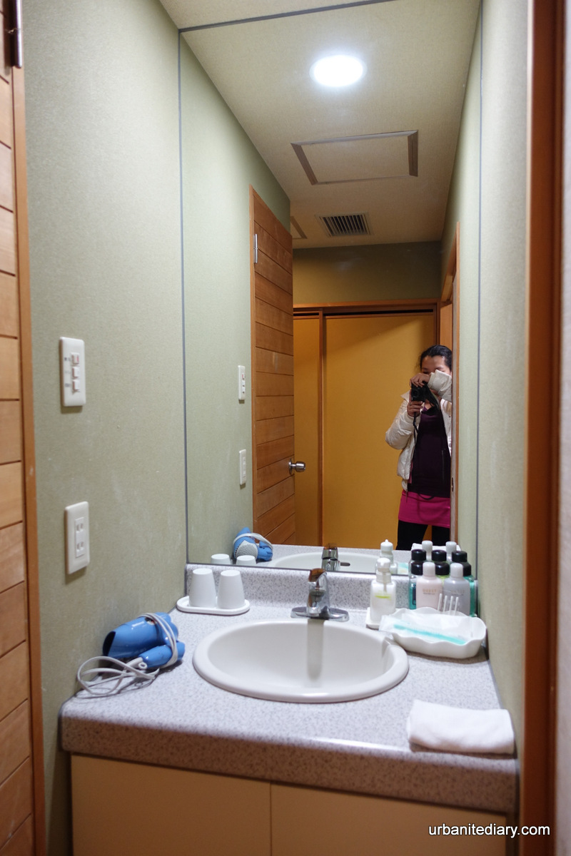 Hokkaido 101 Yumoto Niseko Prince Hotel Hirafutei Sassy Cleaning Kit The State Of Art Japanese Toilet