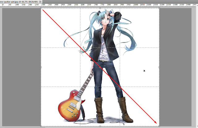 Mengedit Memakai Adobe Photoshop