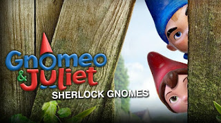 Sinopsis / Cerita Sherlock Gnomes (2018)