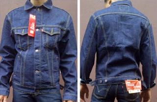 jaket jeans murah di bandung
