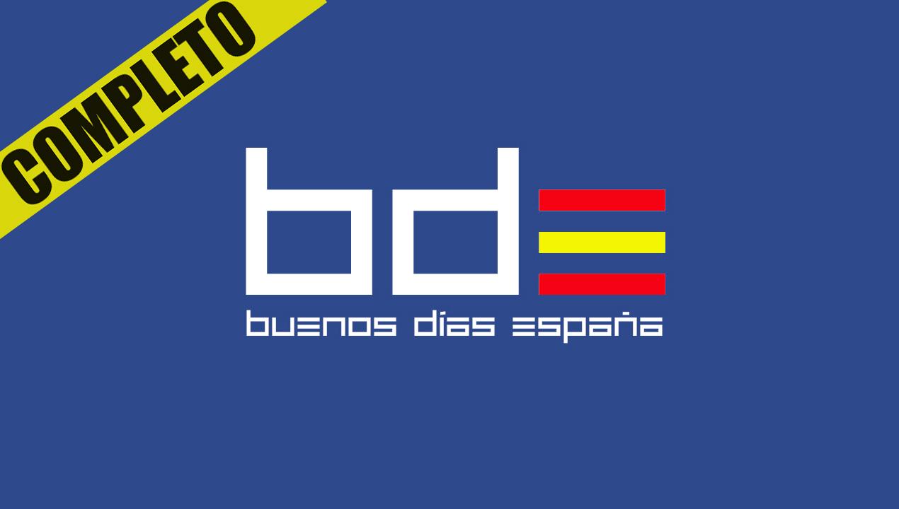 Buenos días España! completo 09/03/2020