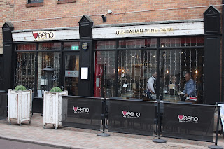 veeno leicester classic wine tasting review