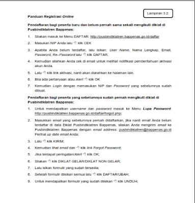 Surat penawaran Pendidikan Gelar PUSBINDIKLATREN BAPPENAS  Seleksi Program Beasiswa Pusbindiklatren Bappenas Tahun 2018